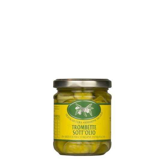 Picture of Zucchini in extra virgin olive oil