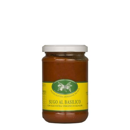 Picture of Tomato sauce with basil