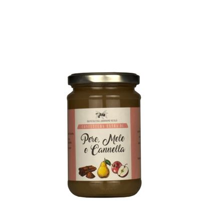 Picture of Pear, Apple and Cinnamon Jar